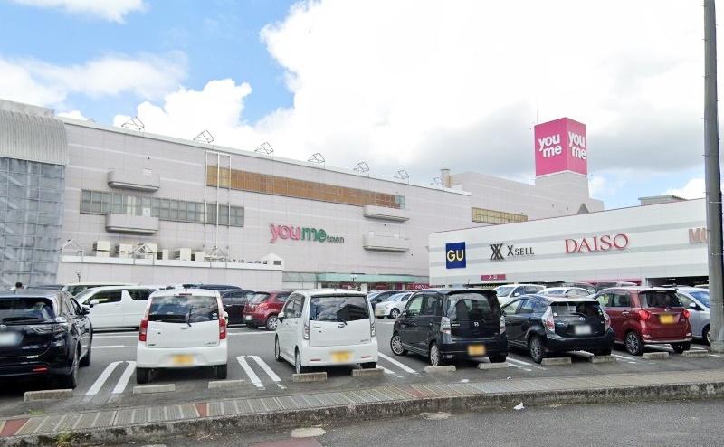 ミュゼ東広島ゆめタウン店の行き方