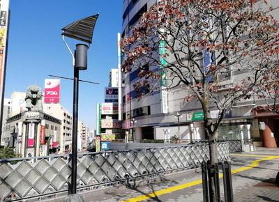 歩行者用通路(ペデストリアンデッキ)