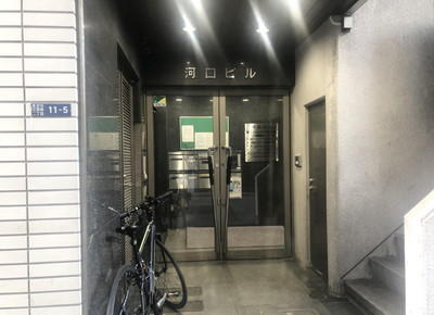 ファミリーマート錦糸町ウインズ前店とりそな銀行の間の道を左折