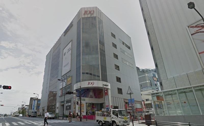 【閉店】ミュゼ町田109店の行き方