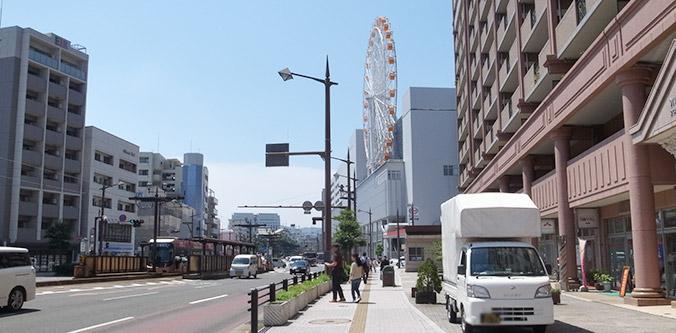 2JR浦上駅より右手に進み、国道206号線を直進、徒歩3分