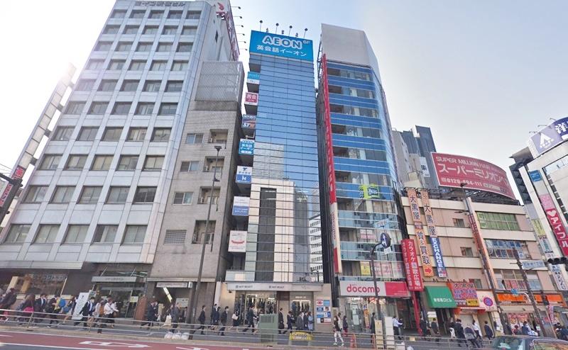 ミュゼ新宿南口店の行き方