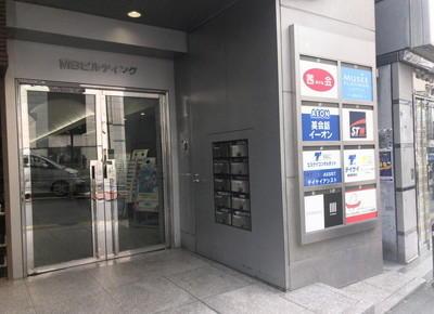 ダイコクドラッグ新宿南口店の隣にMSビル