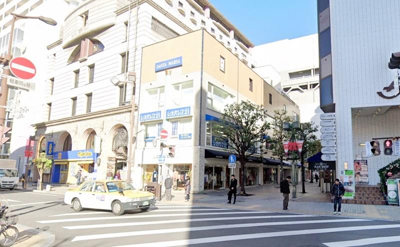 ミュゼ新静岡駅前店の行き方