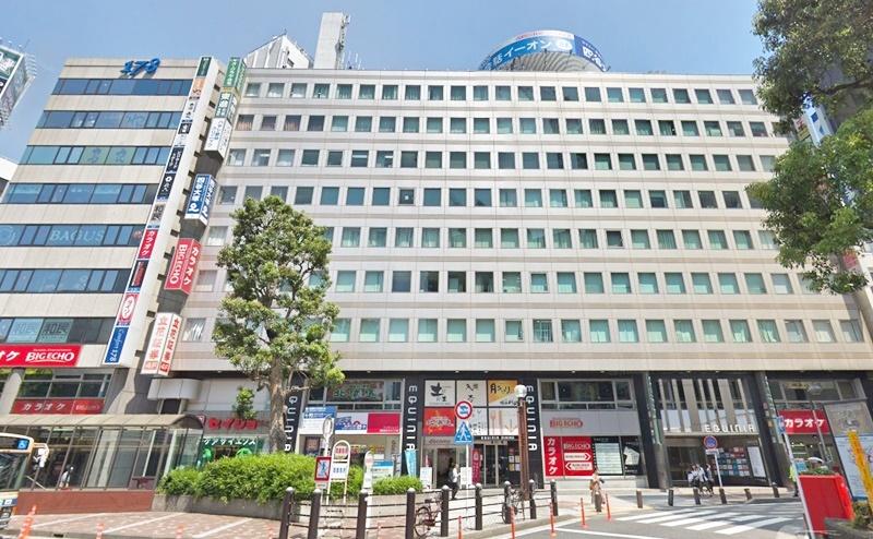 ミュゼ横浜西口エキニア店の行き方