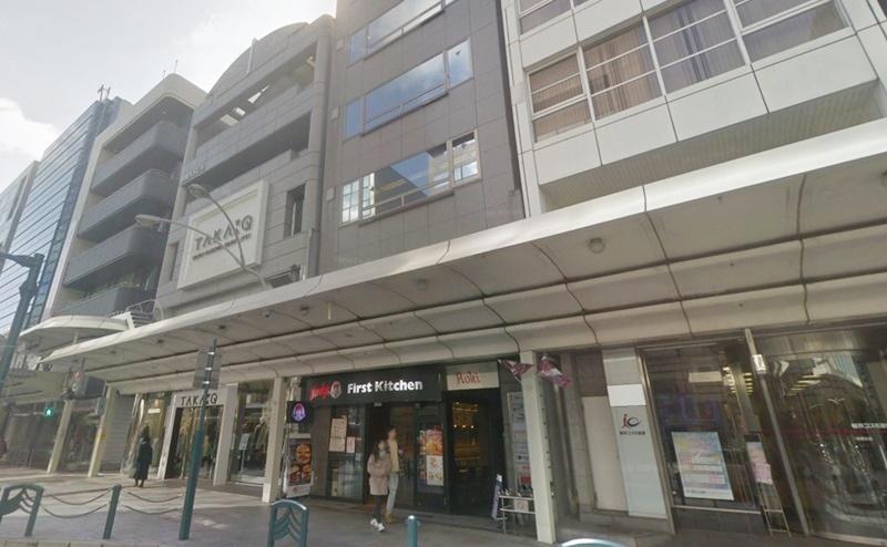 ミュゼ京都堺町通り店の行き方