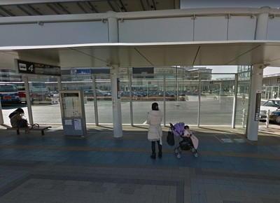 バスターミナル4番のりば
