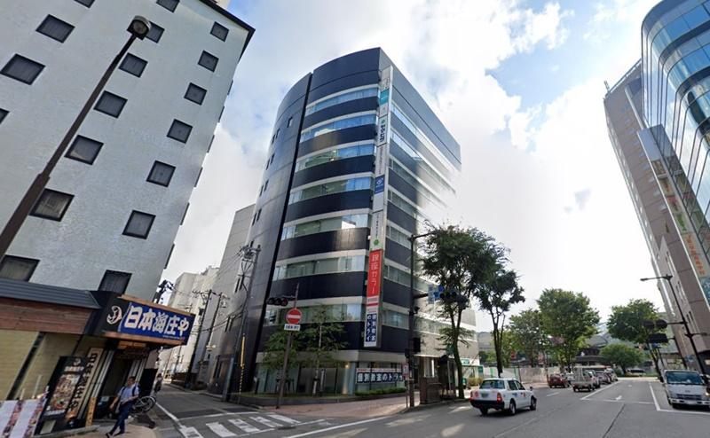 銀座カラー金沢駅前東店の行き方