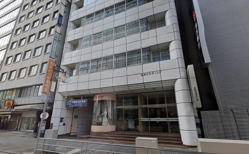 銀座カラー名古屋駅前店の行き方