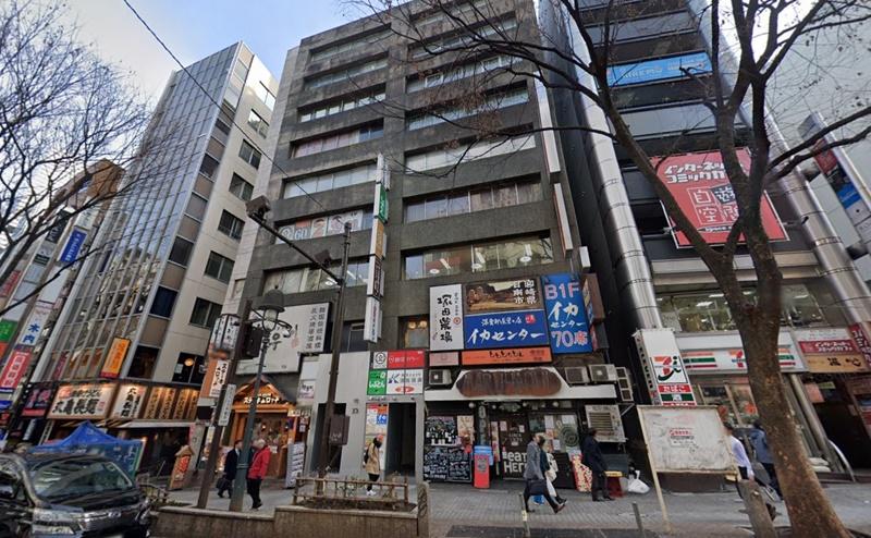 銀座カラー渋谷道玄坂店の行き方