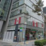 銀座カラー梅田新道店の行き方