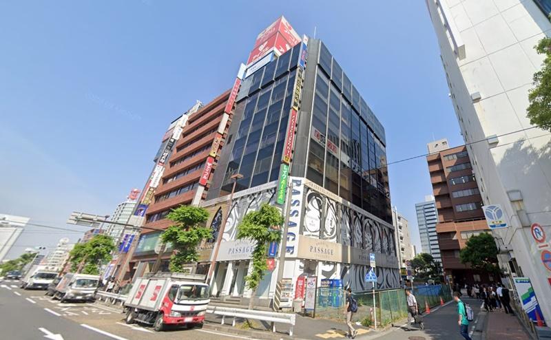 銀座カラー横浜西口店の行き方