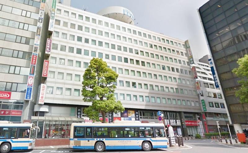 ミュゼ横浜西口エキニアアネックス店の行き方