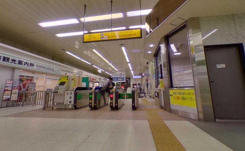 福島駅西口