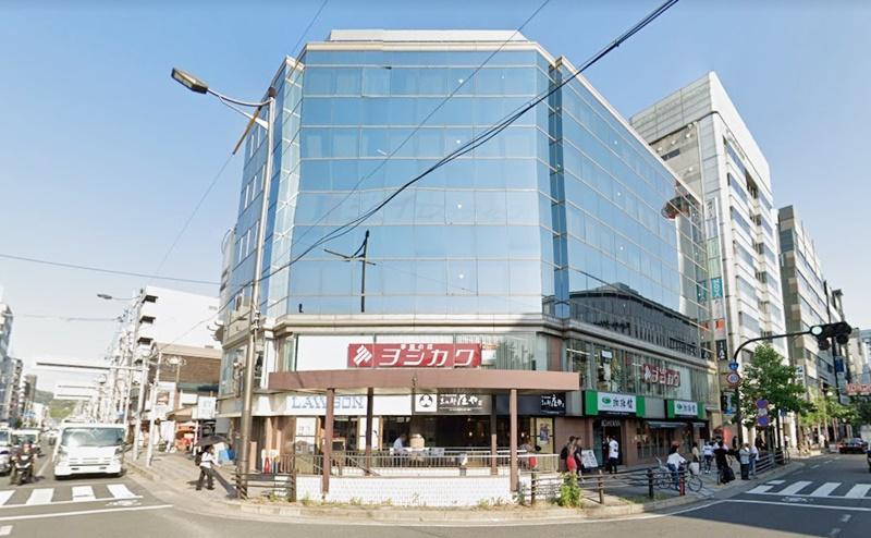 ジェイエステティック京都駅前店の行き方