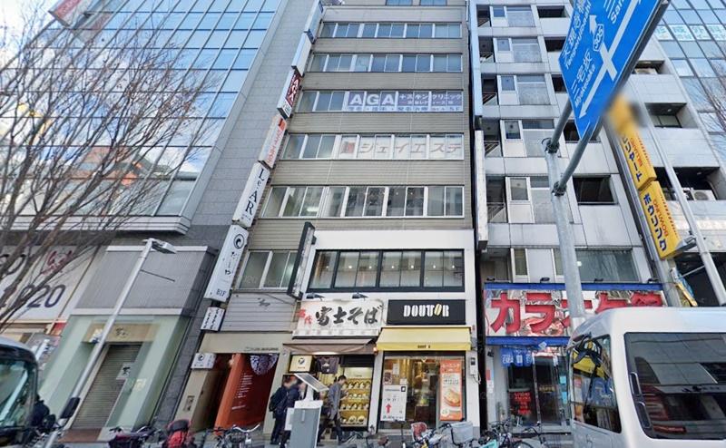 【閉店】ジェイエステティック渋谷東口店の行き方