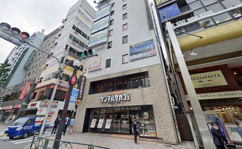 ラココ恵比寿駅前店の行き方