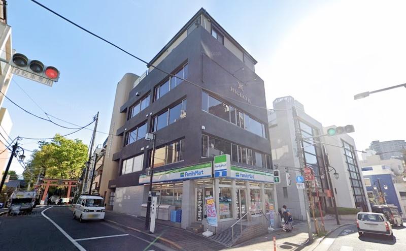 【閉店】ラココ神楽坂店の行き方
