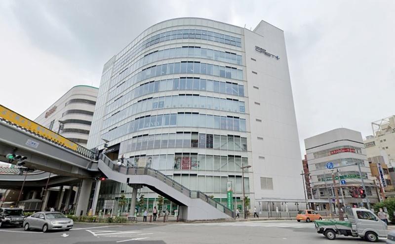 【閉店】ラココ川口店(かわぐちキャスティ店)の行き方