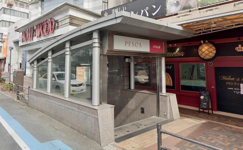 ラココ岡山駅地下店(旧:岡山PESCA店)の行き方