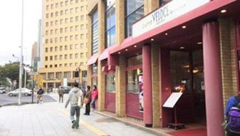 ベローチェの交差点を仙台本町ビル側に渡ります。