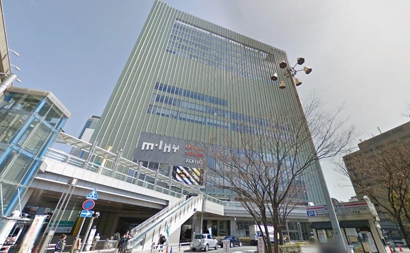 TBCミント神戸三宮店の行き方