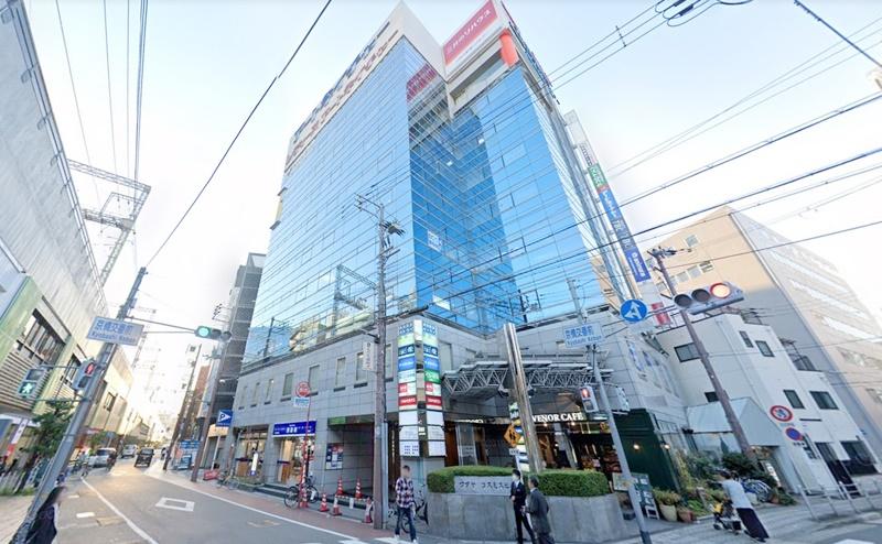 TBC京橋駅前店の行き方