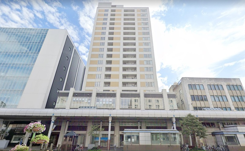 TBC長岡駅前店の行き方