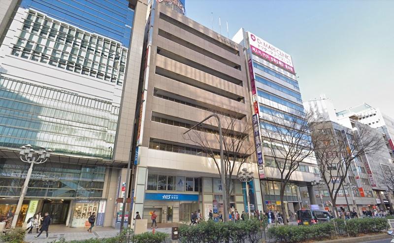 TBC名古屋栄店の行き方