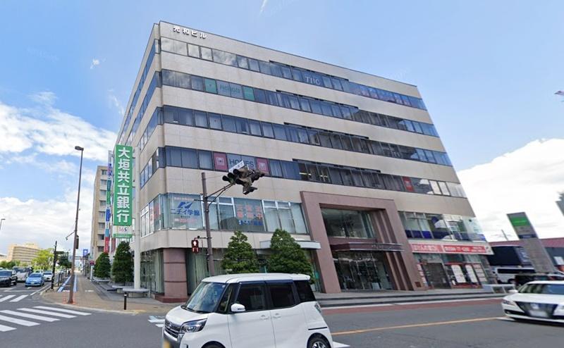 TBC大垣駅前店の行き方