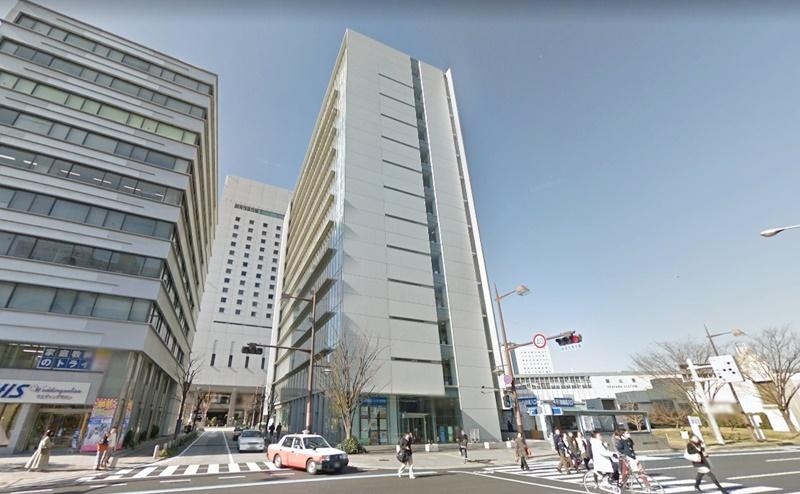 TBC岡山ターミナルスクエアビル店の行き方