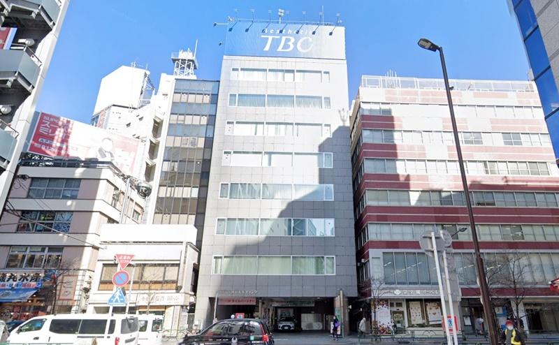 TBC新宿南口店の行き方