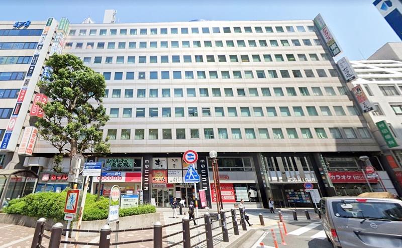TBC横浜西口本店の行き方