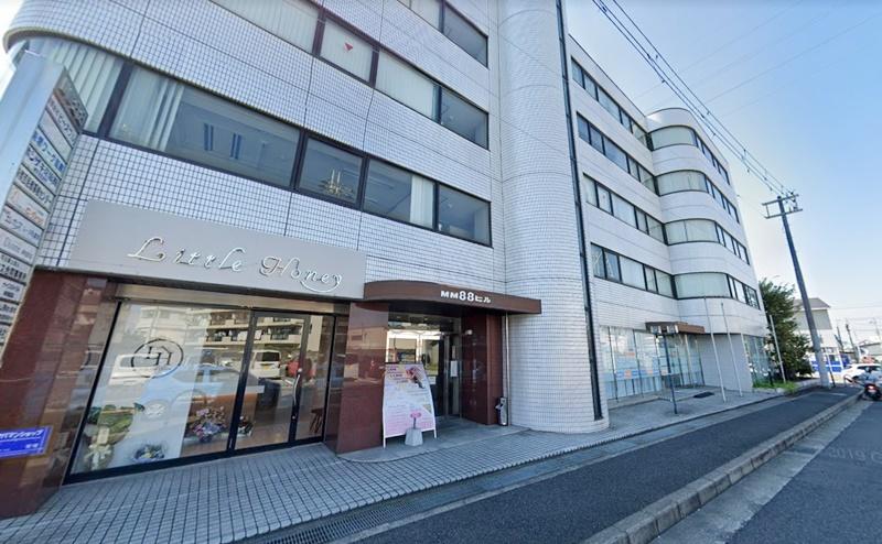 ディオーネ岸和田店の行き方
