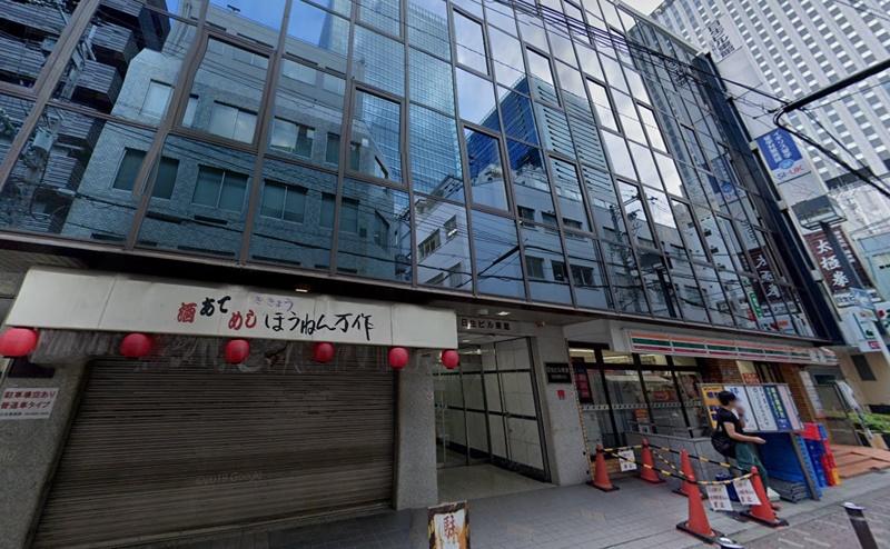 ディオーネ梅田店の行き方