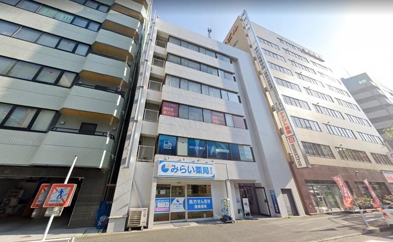 ディオーネ横浜駅鶴屋町店の行き方