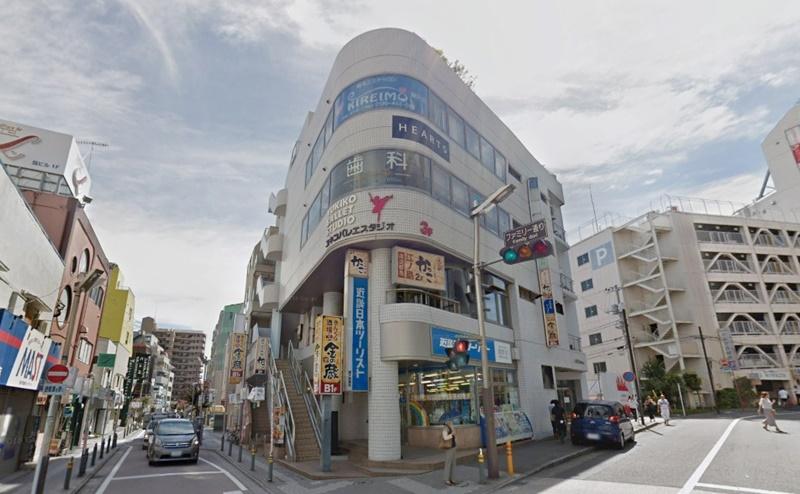 キレイモ藤沢南口店(旧 藤沢店)の行き方