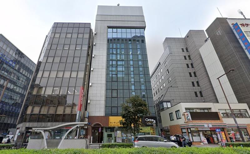 キレイモ八王子駅前店の行き方