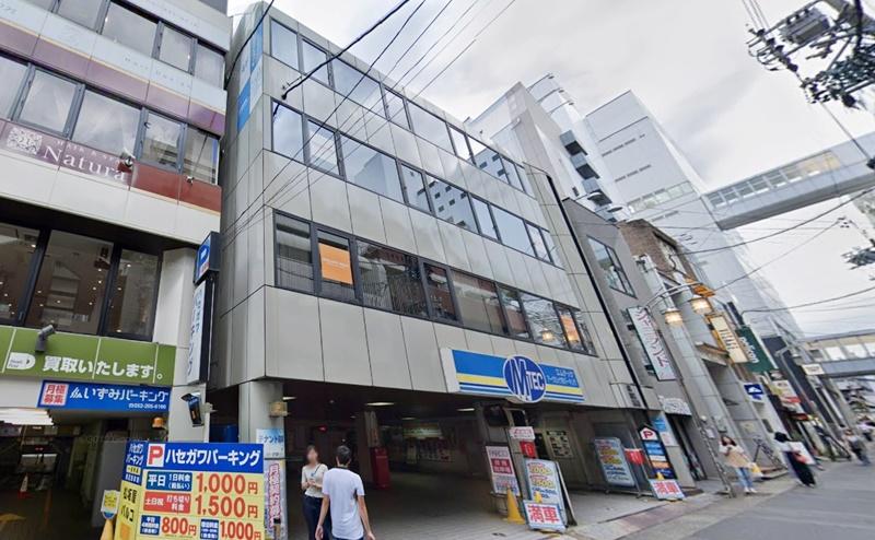 キレイモ名古屋栄店の行き方
