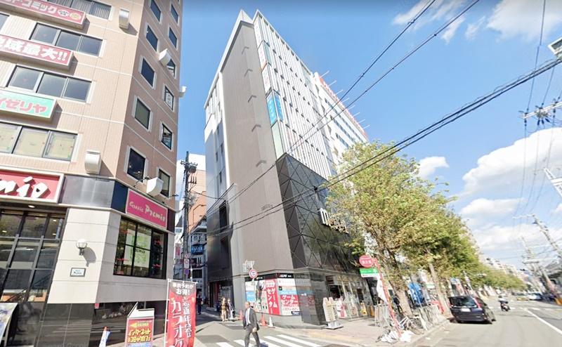 キレイモ三宮駅前店の行き方
