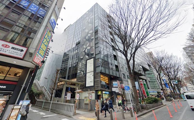 キレイモ渋谷宮益坂店の行き方