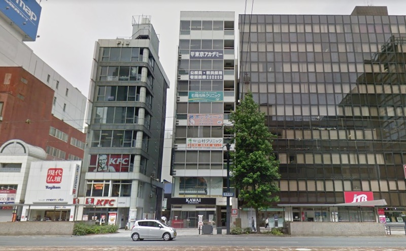 恋肌 広島店の行き方
