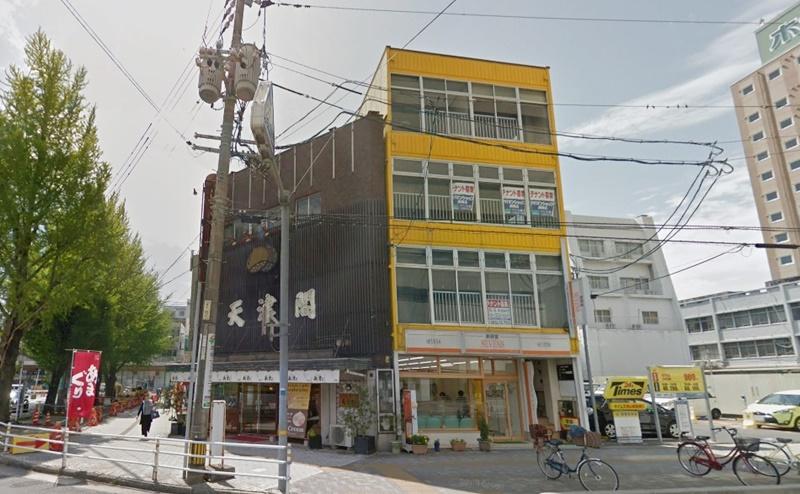 恋肌 キレミカ 徳山店の行き方