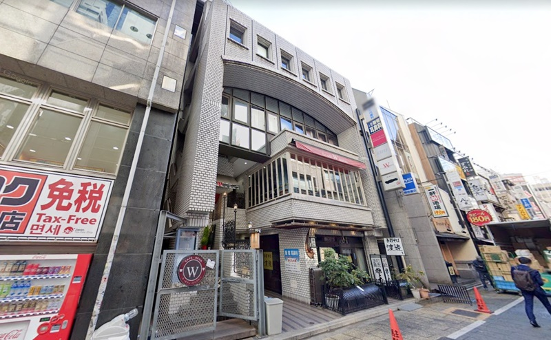 恋肌 新宿西口店の行き方