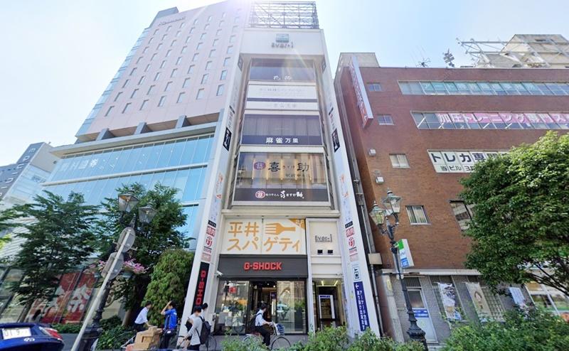 ラココ仙台駅前店の行き方