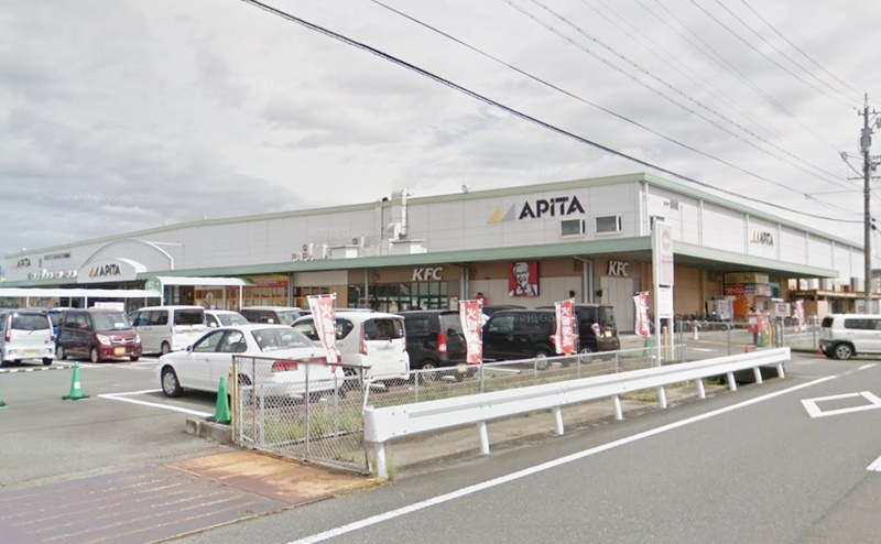 ラココMEGAドン・キホーテUNY掛川店の行き方