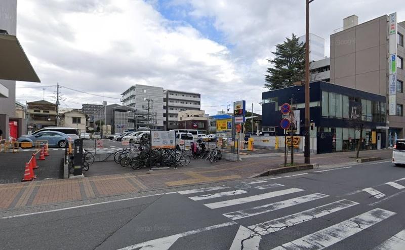 ラココドン・キホーテ川越東口店の駐車場