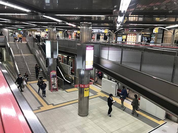 北大阪急行 千里中央駅 徒歩0分