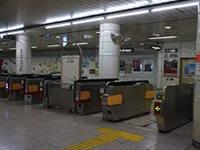 地下鉄長堀鶴見緑地線京橋駅をご利用の方は、改札は1つだけですので、そちらをご利用ください。