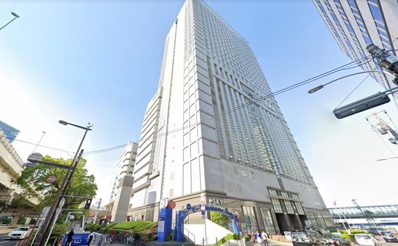 湘南美容クリニック横浜東口院の行き方